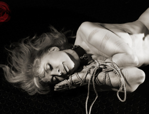 Photography: Featuring Nina Hartley, Ernest Greene and bondage by WykD Dave
